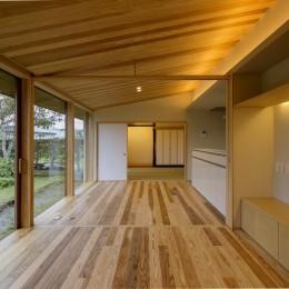 『上駒沢の家』プライベートを大切にした二世帯住宅