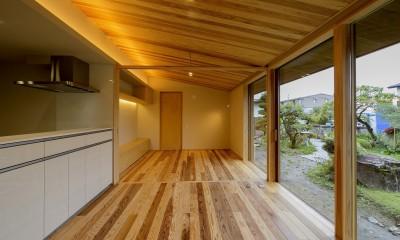 『上駒沢の家』プライベートを大切にした二世帯住宅 (LDK)