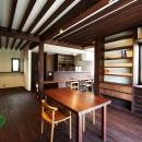 ちはら台の家-築19年のフルリノベーション-の写真 リビング