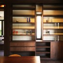 ちはら台の家-築19年のフルリノベーション-の写真 本棚