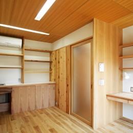 ちはら台の家-築19年のフルリノベーション- (治療室)