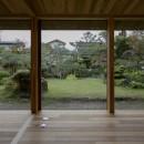 『上駒沢の家』プライベートを大切にした二世帯住宅の写真 リビングダイニング