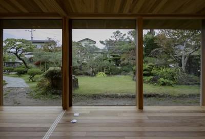 リビングダイニング (『上駒沢の家』)