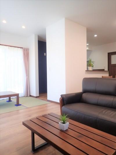 家族3世帯で暮らすみんなが住みやすい家 (LDK)