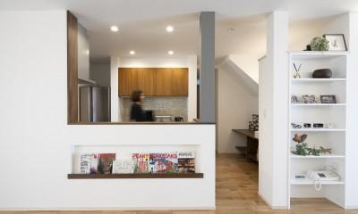 三世代同居の丈夫で使いやすい家 「O-River」
