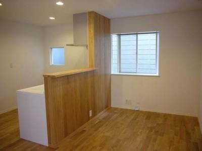 ダイニング・キッチン (リノベーション住宅1)