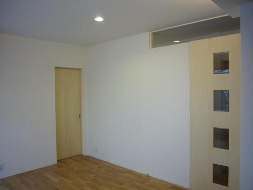 リノベーション住宅1 (リビング)