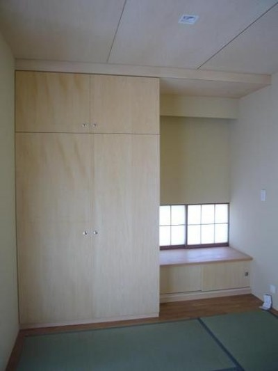 和室 (リノベーション住宅1)