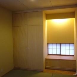 リノベーション住宅1 (和室)