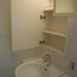 リノベーション住宅1 (洗面室)