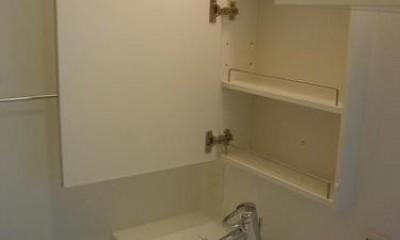 洗面室|リノベーション住宅1