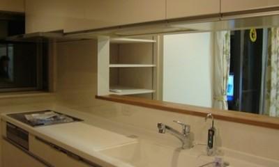 リノベーション住宅2 (キッチン)