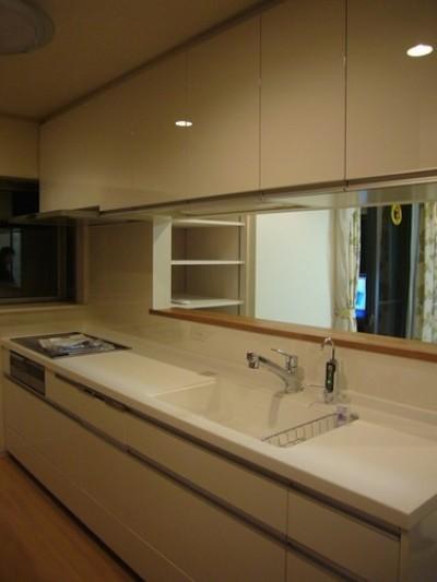 キッチン (リノベーション住宅2)