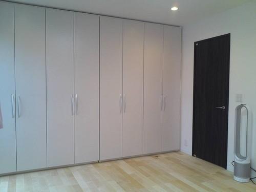 リノベーション住宅2 (壁面収納)