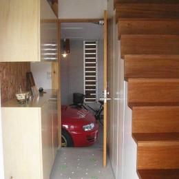 ガレージのある家|mm box