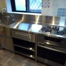 リノベーション住宅3の写真 オールステンレスキッチン