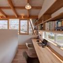 久保田英之建築研究所の住宅事例「SAKURA」