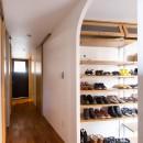 kitoki~穏やかな空気の流れる住まい~の写真 玄関