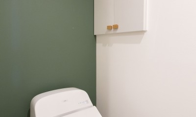 kitoki~穏やかな空気の流れる住まい~ (トイレ)