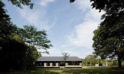 建物外観|佐倉の別荘 子育て世代の週末住宅