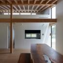 佐倉の別荘 子育て世代の週末住宅の写真 リビングダイニング