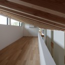 佐倉の別荘 子育て世代の週末住宅の写真 ロフトのゲストスペース