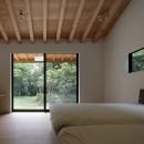 佐倉の別荘 子育て世代の週末住宅の写真 メインベッドルーム