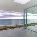 水平線の家 大海原の風景と暮らす家の写真 絶景のエクステリアリビング
