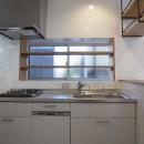 多用途なオープンスペースの家の写真 キッチン