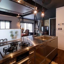 二世帯住居を単世帯にリノベーション