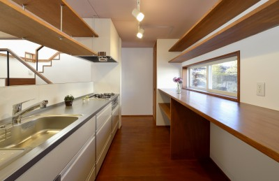 キッチン (『七瀬中町の家』)
