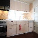 オーダーメイドで自分たちらしい暮らしを実現!湘南の明るい住まい♪の写真 キッチン