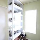 オーダーメイドで自分たちらしい暮らしを実現!湘南の明るい住まい♪の写真 洋室