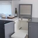 S邸の写真 炊飯器専用収納