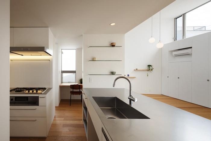 樽町の家の写真 キッチン