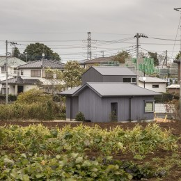 四街道の家 (外観)
