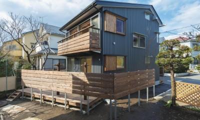 五つ葉の家|狛江市(注文住宅)