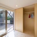 五つ葉の家|狛江市(注文住宅)の写真 造作収納