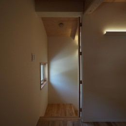 富高の家 (階段)