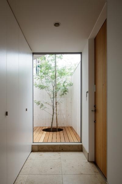 建築家:井東 力「樽町の家」