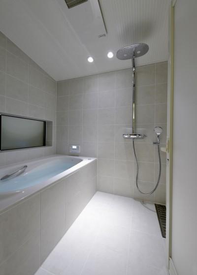 浴室 (『往生地の家』)