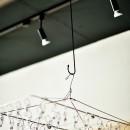 念願だった大空間LDKの写真 躯体の天井や壁を有効活用