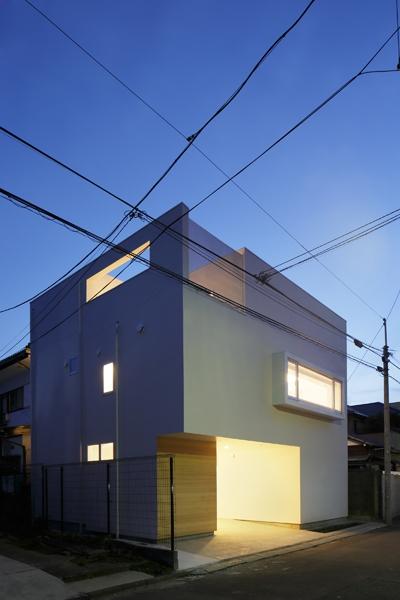 建築家:井東 力「池上の家」