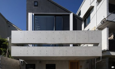 室内縁側の家 La Casa Intorno del Patio -by mcja (室内縁側の家 La Casa Intorno del Patio -by mcja)