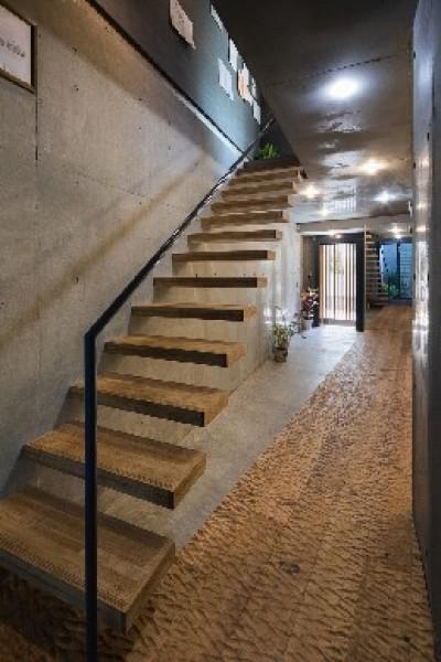 室内縁側の家 La Casa Intorno del Patio -by mcja (室内縁側の家 La Casa Intorno del Patio -by mcja)