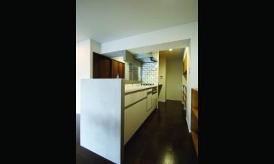 キッチン|『ON OFF』の空間で、こだわり抜いた俺流の暮らしを。