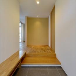 『往生地の家』 (玄関2)