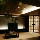 映像美の家の写真 リビングルーム
