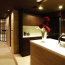 映像美の家の写真 キッチン