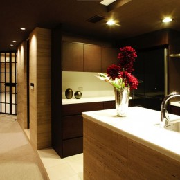 映像美の家 (キッチン)